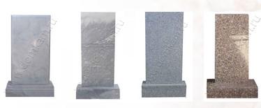 Прямые памятники оптом от компании «Дом камня»